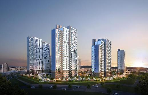 포스코·계룡건설, 18일 대전 목동 더샵 리슈빌 모델하우스 오픈