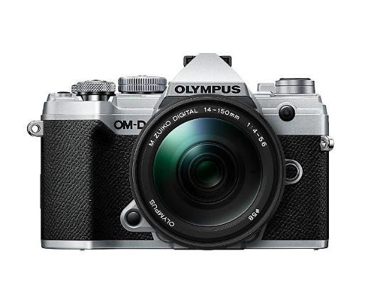 올림푸스한국, 작고 가벼운 미러리스 카메라 E-M5 Mark III 공개