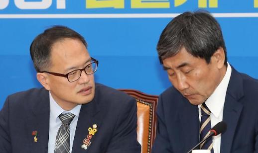이종걸 공수처법, 황교안 같은 사람 조사하는 법…한국당 야당 대표에 대한 패악질