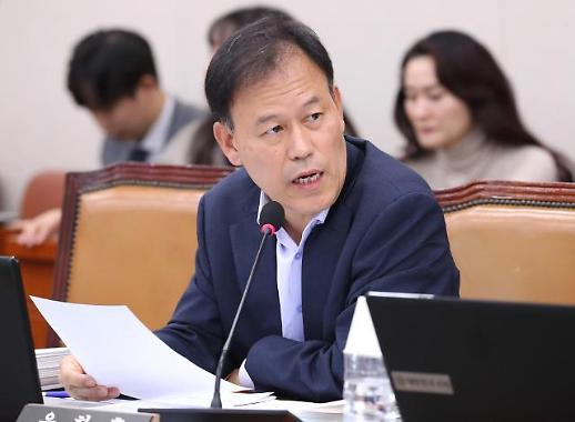 [2019 국감] 윤한홍 두산중공업 신한울 3·4호기 중단에 협력사 1500억 손실