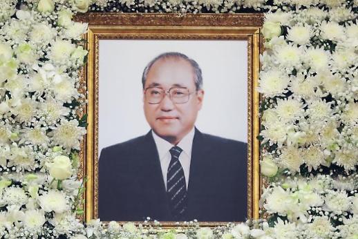 노신영 전 국무총리 별세…80년대 韓외교·안보사에 큰 획