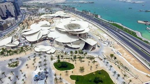 [2019 아주경제 건설대상 해외건설 종합대상] 현대건설, 카타르 국립박물관