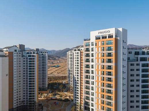 [2019 아주경제 건설대상 주택 종합대상] 대우건설 경주 센트럴 푸르지오