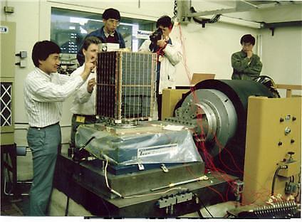 카이스트 인공위성 연구소 30년, '우리별1호'에서 '차세대소형위성2호'까지