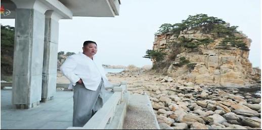 김정은 금강산 철거 속내는 금강산 관광 재개