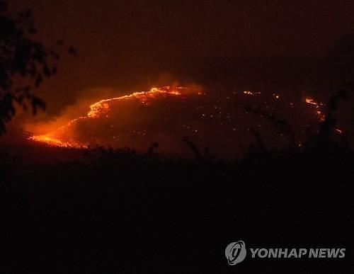 美캘리포니아주 산불 강풍에 일파만파...비상사태 선포