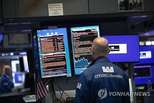 [글로벌마켓]미중 무역협상 낙관론에 S&P, 사상 최고치 마감