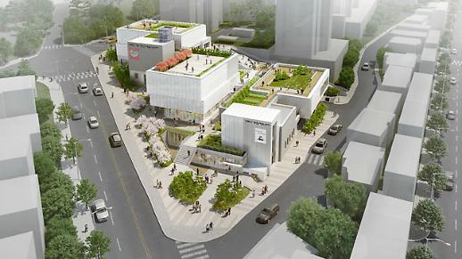 서울시, 2022년 강북구 아동·청소년 예술교육센터, 종합체육센터 건립