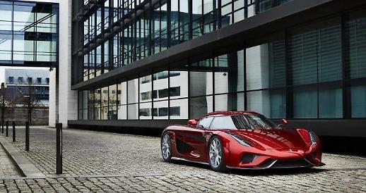 [포토] 새로운 차원의 럭셔리 코닉세그 레제라(Koenigsegg Regera)