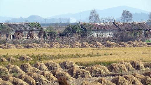 북한 이상기후 탓에 식량난…겨울철 맞이 식량대책 강조