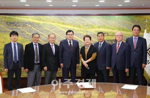 경주스마트미디어센터-평양과학기술대, '남북 디지털 헤리티지분야' 협력 논의