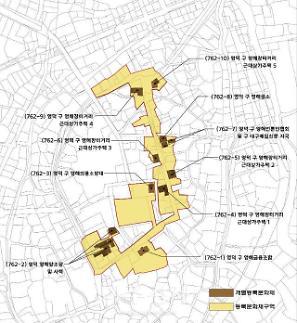 영덕 영해장터거리 근대역사문화공간, 문화재청 공모 선정