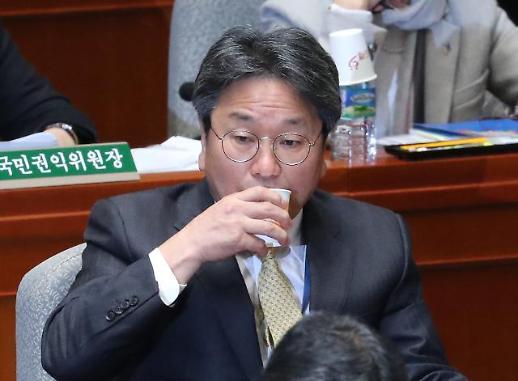 청와대, 강기정 경질 한국당 요구에 강 수석이 이미 사과 선 그어