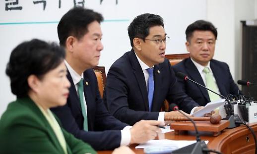 오신환, 강기정 논란 별개… 패스트트랙 법안 협상해야