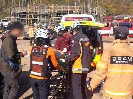 시제 중 방화테러… 1명 사망·11명 부상