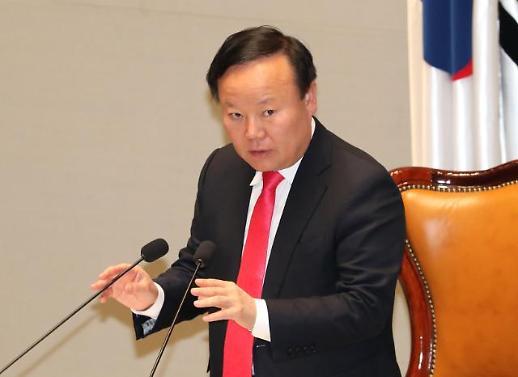김재원 이해찬, 2년 안에 죽는다…민주당 한국당 막말 중 최악