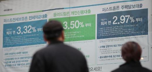 시장금리에 대출 규제까지…연말 대출 시장 '한파'
