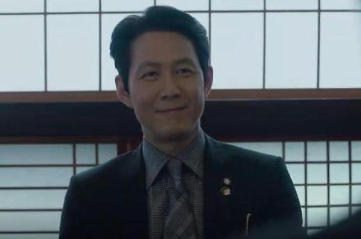 제가 아직 보좌관으로 보이나…보좌관 시즌2 이정재, 김갑수와 한판