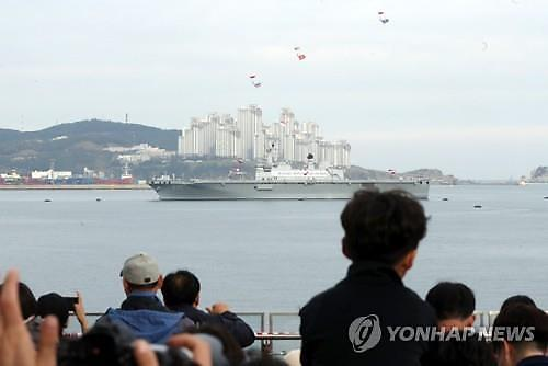 독도함 첫 취업박람회 개최... 방산업체 등 100여개사 참여
