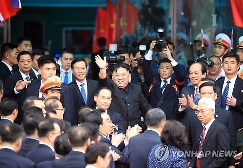 北, 베트남과 친선우호 강조…복잡다난한 국제정세 속에서도 경제발전 이뤄내