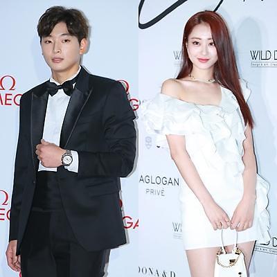 정진운♥경리 열애 인정…소속사 측 2017년 말부터 만났다