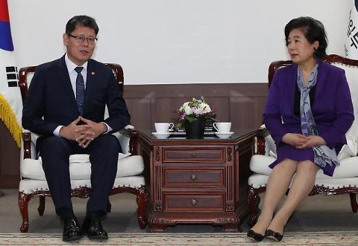 김연철·현정은 만나자 북한 南 금강산 관광 개발에 빠져라…일방철거 가능성도 (종합)