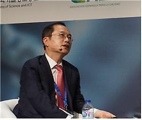 석제범 IITP 원장, 스폐인과 ICT 연결 임무 완수