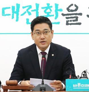 오신환 한국당, 반공이데올로기 여전…변혁과 통합논의 없었다