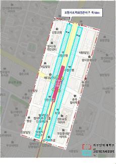 서울 강동구 올림픽로변 높이 규제 완화...기준 8층, 일부 13층 허용