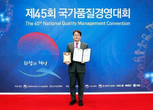 에몬스가구, 3년 연속 '2019 품질경쟁력 우수기업' 선정