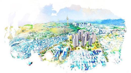 KCC건설, 대구 달서구 두류파크 KCC스위첸 12월 분양