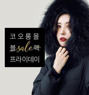 코오롱몰 단독 블프 행사…위메프서 4만원 쿠폰 0원에 구매 가능