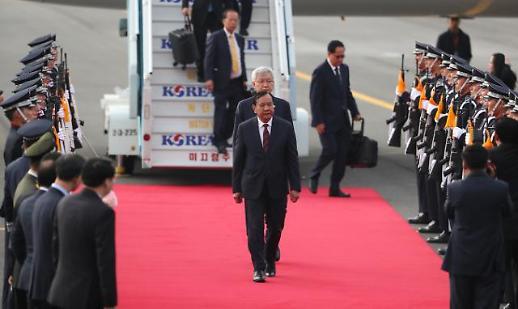 한국-캄보디아, FTA 공동연구 시작…상생형 FTA 추진