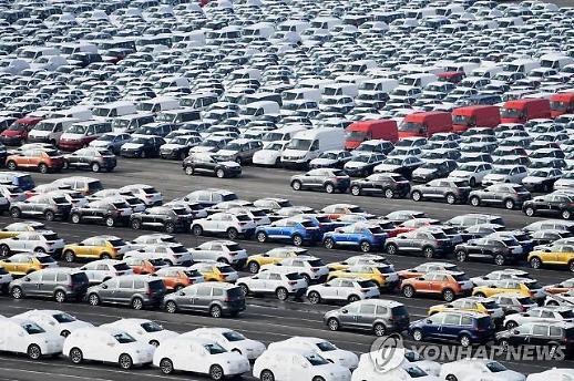 올해 세계 자동차 판매 310만대 줄었다