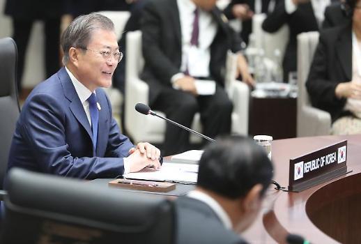 [한·메콩 정상회의] 文대통령 아세안과 메콩 꿈, 곧 한국의 꿈(전문)