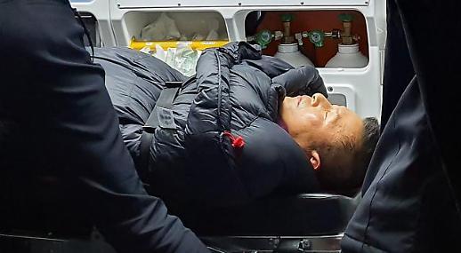 정미경·신보라 한국당 최고위원 청와대 앞 릴레이 단식 돌입