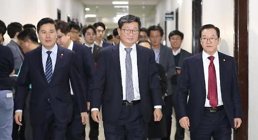 국회 예결위, 오후 3시부터 예산안 심사 재개…속기록 '없던 일로'
