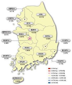서울 아파트값 고공행진…22주 연속 상승세