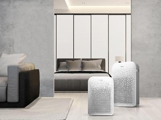 청호나이스, 소형 공기청정기 A600S 출시