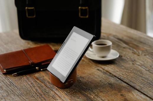 수건 한 장 무게로 수천권의 책을... 리디, 새 전자책 단말 '리디페이퍼' 9일 출시