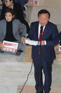 심재철, 정책위의장에 '친박' 김재원 낙점…러닝메이트 윤곽