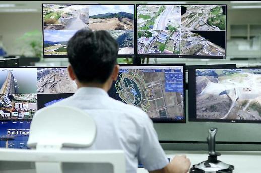 대우건설, 국내 건설사 최초 원격 드론 관제 시스템 구축