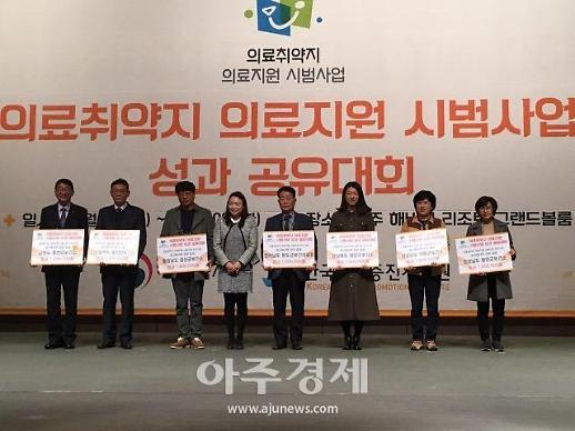 영양군 보건소, '의료취약지 의료지원 시범사업' 보건복지부 장관 표창 수상