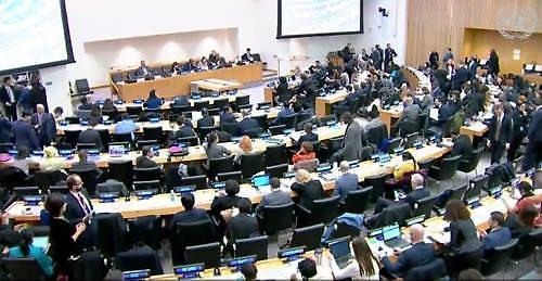 이해 당사국 한국, 北미사일 유엔 안보리 회의 참석…美 등 이사국들과 소통 중