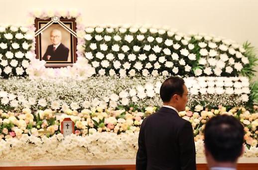 故 김우중 회장, 원불교·개신교·불교 장례 각각 진행…종교계 인연 재조명