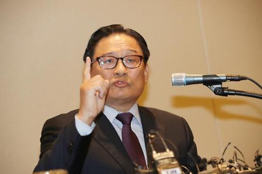 박찬주 전 육군대장 한국당 입당…공천과는 무관