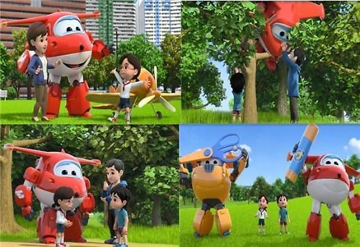 어린이 통일교육용 애니메이션 출동! 슈퍼윙스 북한편, 14일 EBS서 방영