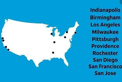 AT&T, 美10개 도시서 5G 서비스 개시