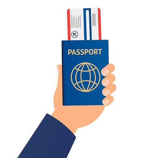 日·싱가포르 여권 세계 최강 190개국 무비자 방문...한국 3위