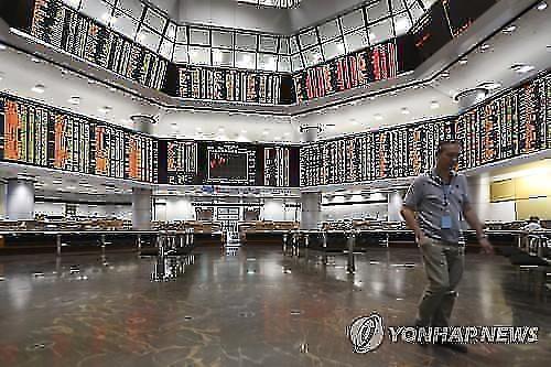 [아시아증시 마감]BOJ 금리동결·美 탄핵 주시 속에 주요국 보합세